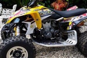 2005 Yamaha YFZ 450