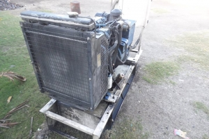 40 KW FG Wilson Generator (Perkins Diesel Engine)