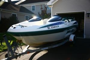 1998 Seadoo Challenger 1800 – Jet Boat