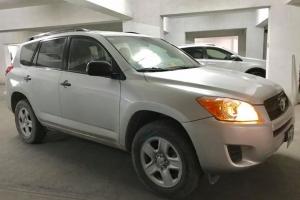 2011 Toyota Rav4 Gray