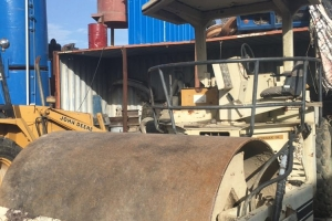 FOR RENT: 25 Ton Compactor Compactor (Rouleau)