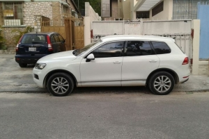 2013 Volkswagen Touareg BULLET PROOF