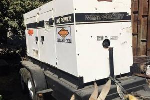 Generatrice Volvo 110 KW