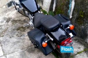 2001 Honda Shadow VLX 600