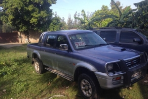 2002 Mitsubishi L200 4x4 Diesel