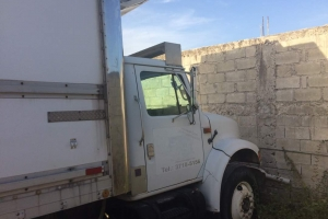 1996 International Box Truck