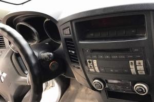 2012 Mitsubishi Montero DID