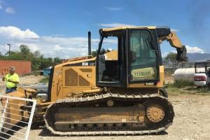 Baby Bulldozer - Caterpillar D5K LGP Crawler Tractor