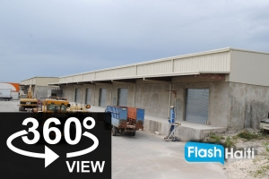38,000 sq ft Warehouse For Sale at Tabarre