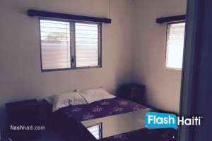 2 Bed, 1 Bath Furnished Apt at Delmas 75
