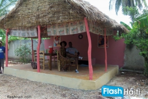 Furnished 2 Bed, 2 1/2 Bath Home at Cyvadier,  Jacmel