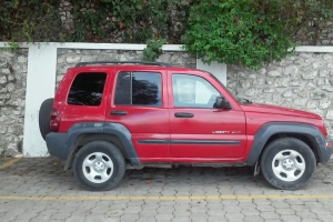 2003 Jeep Liberty Sport 4-door Sport 4WD SUV