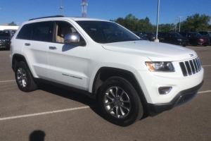 2014 Jeep Grand Cherokee Limited - 4x4 Limited 4dr SUV