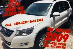 Dealtech Auto Sales- Tiguan 2009