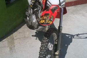 2007 Honda Cross CRF 150F