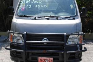 2009 Nissan Bus