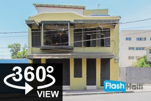 3 Story Commercial Property For Rent in Center Petionville