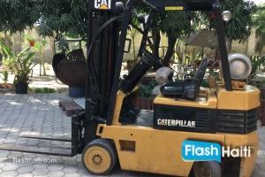 2.5 Tons - Caterpillar Forklift (Model T50E)