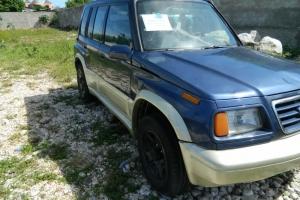 1997 Suzuki Tracker