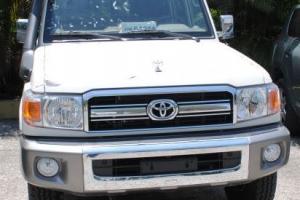 2016 Toyota Land Cruiser MWB