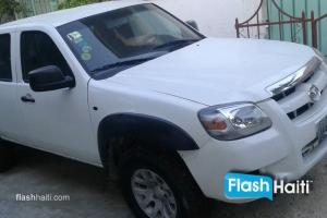 2007 Mazda BT50 (Diesel)