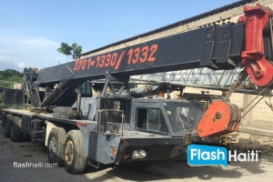 FOR RENT: 50 Ton Boom Truck