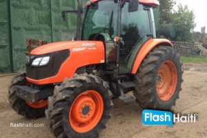 2009 Kubota Tractor 9540 (Agricultural Tractor)