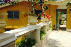 Furnished, all Inclusive 1 Bed, 1 Bath Apartment at Pelerin