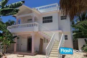 Furnished 2 Bed, 2 1/2 Bath Home at Cyvadier,  Jacmel