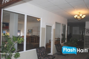 Commercial Office Space in Petion-Ville (70 sq m2) @ $25 per m2