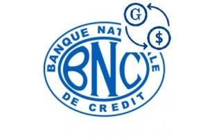 Taux du jour Haiti BNC