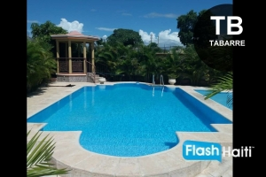 4 Bed, 4 Bath House for Rent in Tabarre
