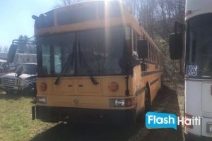 2004 IC International Diesel 72 Passenger Bus