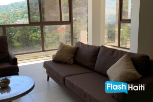 2 Bed, 2 Bath Fully furnished all-inclusive Flats at Morne Calvaire