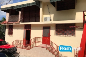 Furnished 4 Bed, 4 Bath House for Rent at Pacot