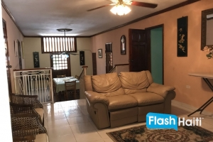 Furnished Apartment For Rent in Lamandou, Jacmel