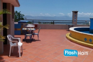 2 Bed, 2 Bath, Furnished Apartment with Pool at Montagne Noire