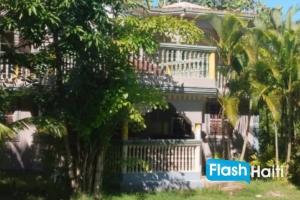 Maison a Vendre au Morne Rouge, Cap-Haitien