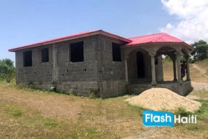 2 Bed, 2 Bath House for Sale at Morne Anglais, Cap-Haïtien