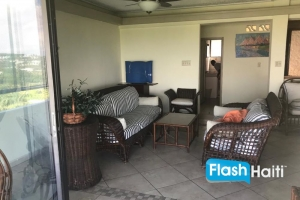 2 Bed Apartment for Rent a Pacot
