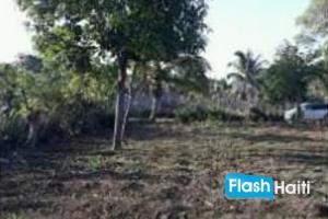 Terrain A vendre a Balan-Morne Rouge, Cap-Haïtien