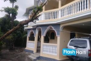 Maison à Vendre Madeline Cap-Haïtien
