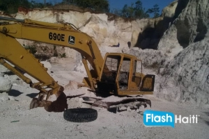 Backhoe Loader for Sale (PARTS ONLY)