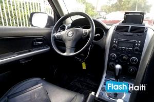 2012 Suzuki Grand Vitara JXL