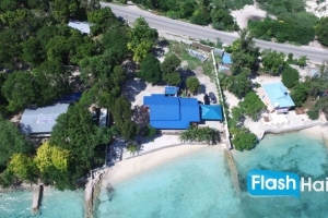 Beachfront Home For Sale at Montrouis