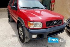 2001 Nissan Pathfinder