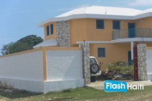 3 Houses For Sale at Bois Bœuf, Jacmel