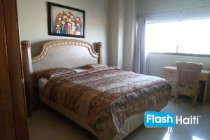 Furnished all-inclusive Apartments in Petionville