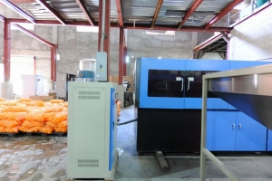 Automatic Bottle Making and Filling Machine For Sale