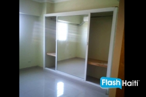 Appartement 2 Chambres, 2 Toilettes a St. Therese, Petionville